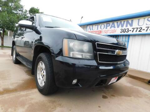 2007 Chevrolet Tahoe for sale at AP Auto Brokers in Longmont CO