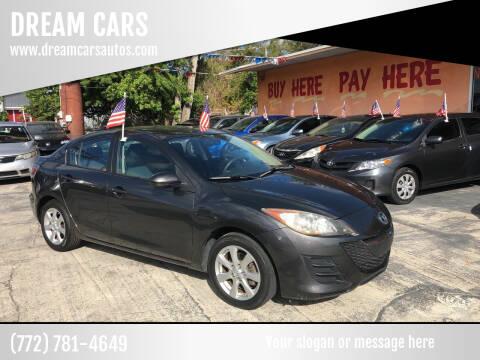 2010 Mazda MAZDA3 for sale at DREAM CARS in Stuart FL