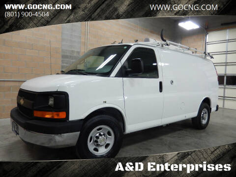 2014 Chevrolet Express Cargo for sale at A&D Enterprises in Spanish Fork UT