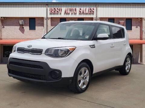 2017 Kia Soul for sale at Best Auto Sales LLC in Auburn AL