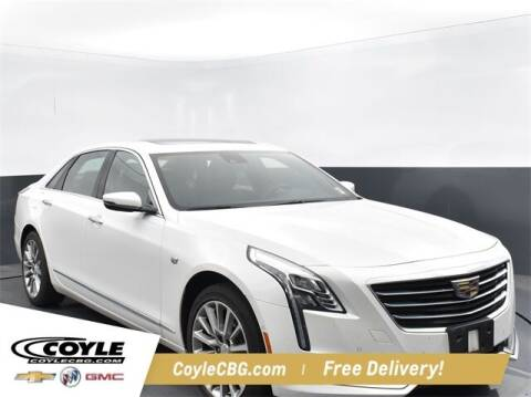 2018 Cadillac CT6 for sale at COYLE GM - COYLE NISSAN - New Inventory in Clarksville IN