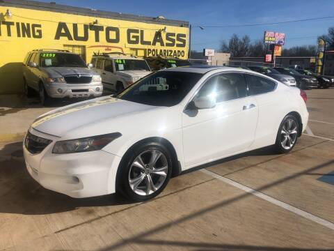 2012 Honda Accord for sale at D & M Vehicle LLC in Oklahoma City OK