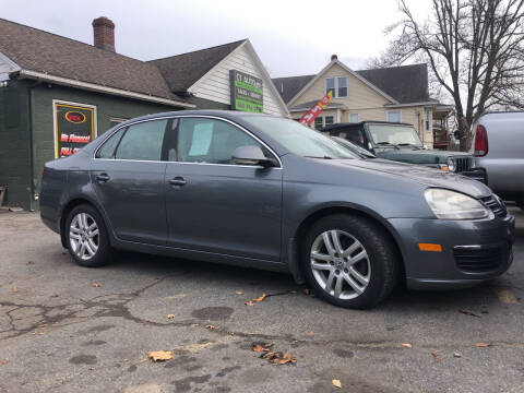 2006 Volkswagen Jetta for sale at Connecticut Auto Wholesalers in Torrington CT