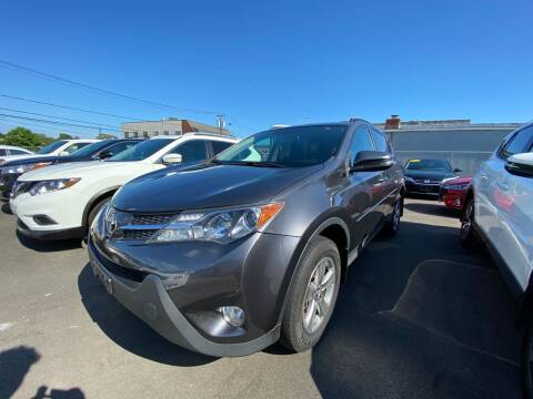 2015 Toyota RAV4 for sale at OFIER AUTO SALES in Freeport NY