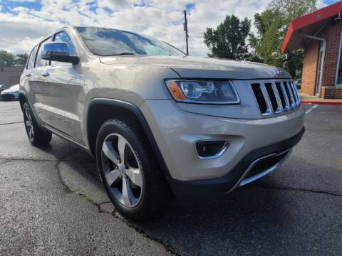 2014 Jeep Grand Cherokee for sale at Dixie Automart LLC in Hamilton OH