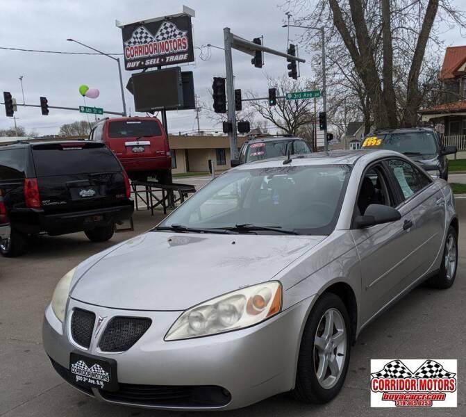 2008 Pontiac G6 for sale in Cedar Rapids, IA