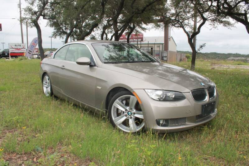 2009 BMW 3 Series for sale at Elite Car Care & Sales in Spicewood TX