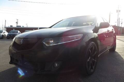 2009 Acura TSX for sale at Eddie Auto Brokers in Willowick OH