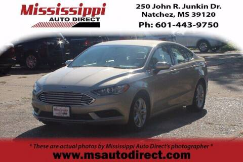 2018 Ford Fusion for sale at Auto Group South - Mississippi Auto Direct in Natchez MS