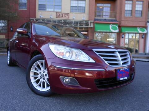 2010 Hyundai Genesis for sale at H & R Auto in Arlington VA