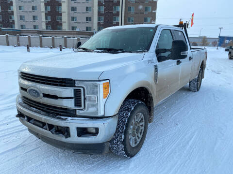 2017 Ford F-250 Super Duty for sale at Canuck Truck in Magrath AB