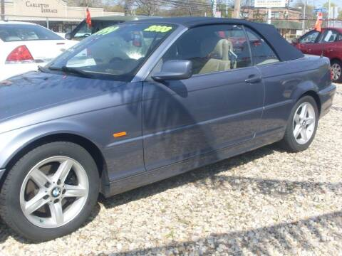 2003 BMW 3 Series for sale at Flag Motors in Islip Terrace NY
