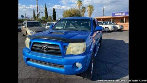 2005 Toyota Tacoma for sale at Noble Motors in Tucson AZ