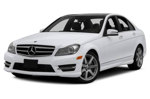 2014 Mercedes-Benz C-Class for sale at RED TAG MOTORS in Sycamore IL