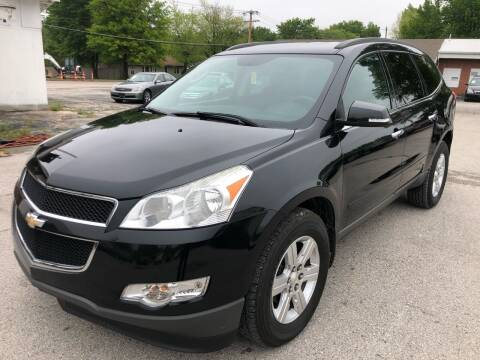 2012 Chevrolet Traverse for sale at Auto Target in O'Fallon MO
