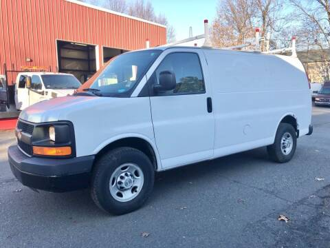 2008 Chevrolet Express Cargo for sale at Automotive Fleet Remarketing Inc. in Windsor Locks CT