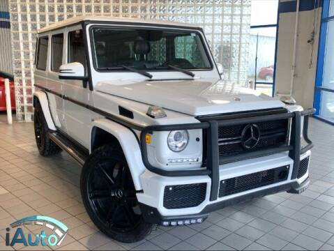 2013 Mercedes-Benz G-Class for sale at iAuto in Cincinnati OH
