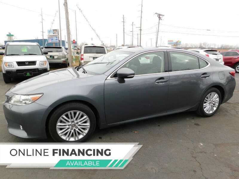 2013 Lexus ES 350 for sale at Buy Right Auto Sales Inc in Fort Wayne IN