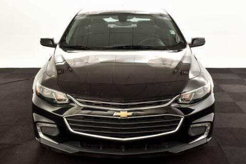 2017 Chevrolet Malibu for sale at Southern Auto Solutions-Jim Ellis Mazda Atlanta in Marietta GA