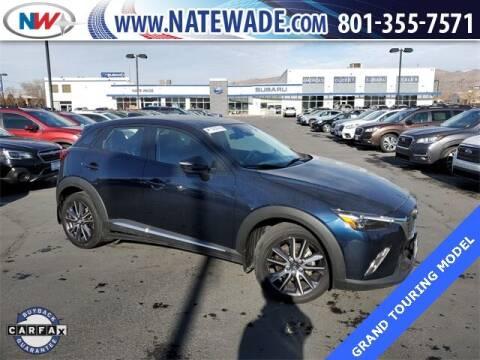 2018 Mazda CX-3 for sale at NATE WADE SUBARU in Salt Lake City UT