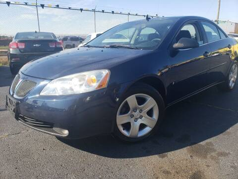 2009 Pontiac G6 for sale at Cj king of car loans/JJ's Best Auto Sales in Troy MI
