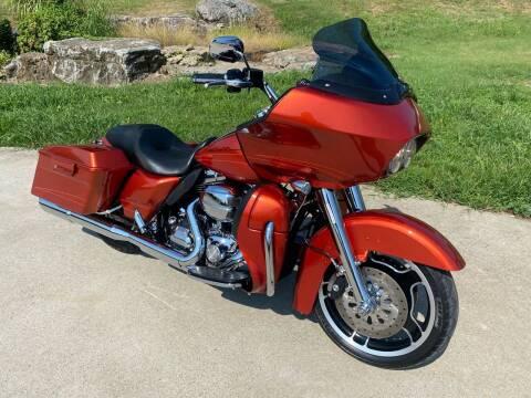 2011 Harley-Davidson FLTRX for sale at HIGHWAY 12 MOTORSPORTS in Nashville TN