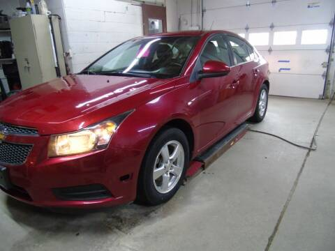 2011 Chevrolet Cruze for sale at C&C AUTO SALES INC in Charles City IA