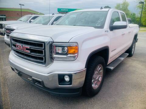 2014 GMC Sierra 1500 for sale at BRYANT AUTO SALES in Bryant AR