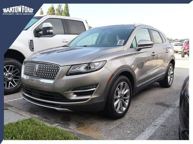 2019 Lincoln MKC for sale at BARTOW FORD CO. in Bartow FL