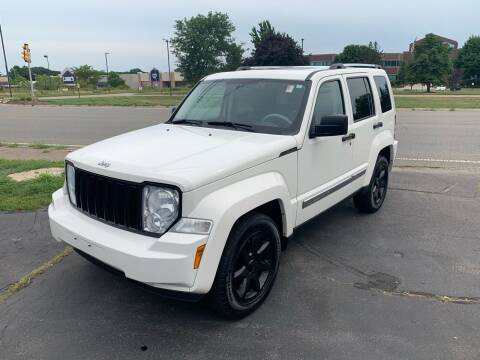 2008 Jeep Liberty for sale at Lux Car Sales in South Easton MA