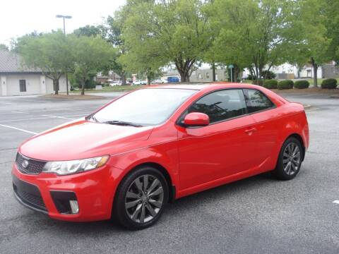 2011 Kia Forte Koup for sale at Uniworld Auto Sales LLC. in Greensboro NC