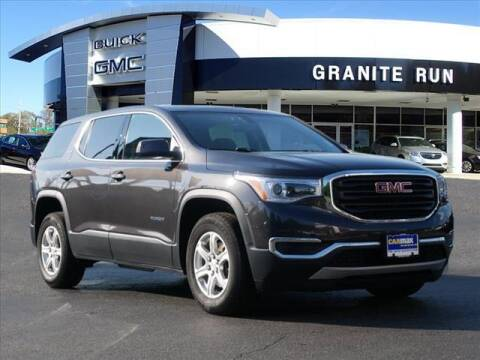 2017 GMC Acadia for sale at GRANITE RUN PRE OWNED CAR AND TRUCK OUTLET in Media PA