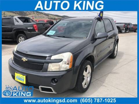 2009 Chevrolet Equinox for sale at Auto King in Rapid City SD