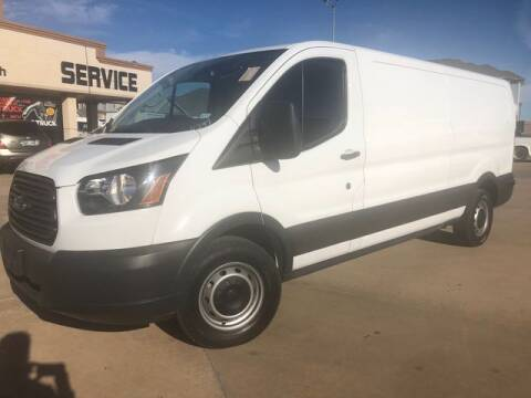 2017 Ford Transit Cargo for sale at TRUCK N TRAILER in Oklahoma City OK