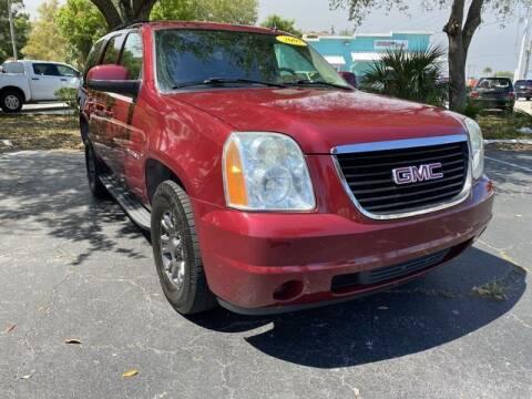 2007 GMC Yukon for sale at Palm Bay Motors in Palm Bay FL