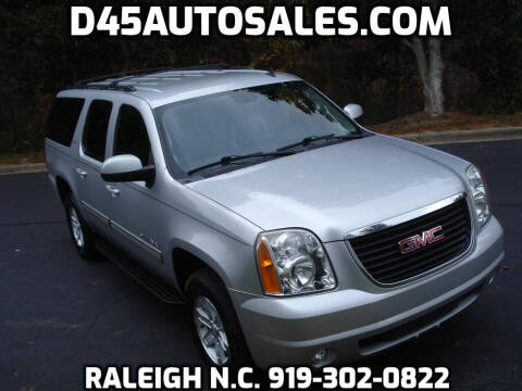 2012 GMC Yukon XL for sale at D45 Auto Brokers in Raleigh NC