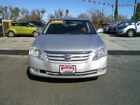2005 Toyota Avalon for sale at Empire Auto Sales in Modesto CA