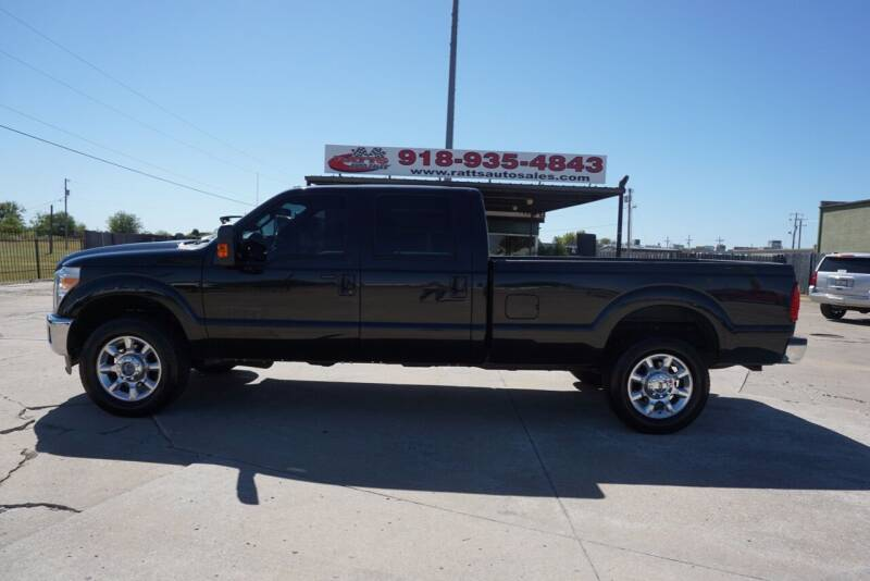 2014 Ford F-350 Super Duty for sale at Ratts Auto Sales in Collinsville OK