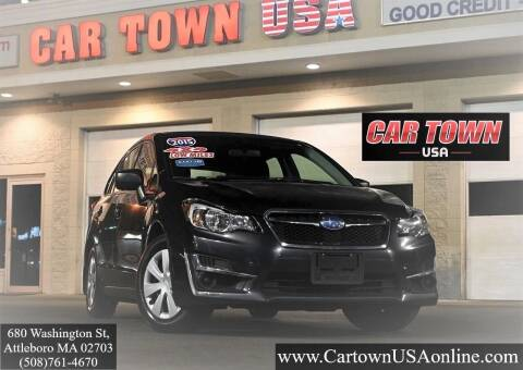 2015 Subaru Impreza for sale at Car Town USA in Attleboro MA