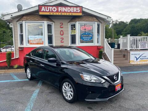 2018 Nissan Sentra for sale at Auto Finders Unlimited LLC in Vineland NJ