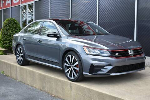 2018 Volkswagen Passat for sale at Alfa Romeo & Fiat of Strongsville in Strongsville OH