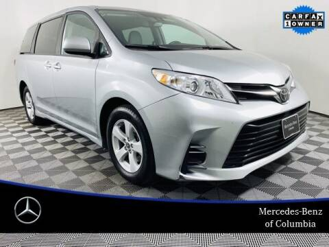 2020 Toyota Sienna for sale at Preowned of Columbia in Columbia MO