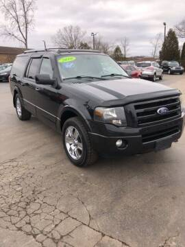 2010 Ford Expedition EL for sale at Newcombs Auto Sales in Auburn Hills MI