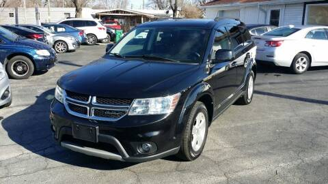 2012 Dodge Journey for sale at Nonstop Motors in Indianapolis IN