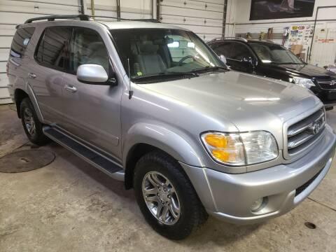 2003 Toyota Sequoia for sale at Van Kalker Motors in Grand Rapids MI