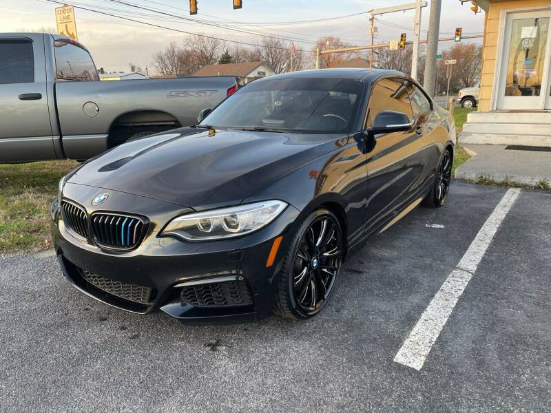 2015 BMW 2 Series for sale at Top Gear Motors in Winchester VA
