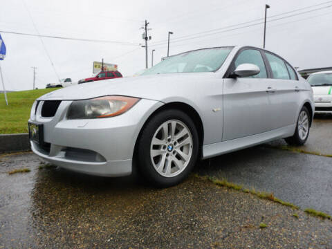 2007 BMW 3 Series for sale at CHAPARRAL USED CARS in Piney Flats TN
