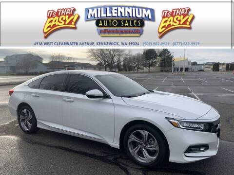 2019 Honda Accord for sale at Millennium Auto Sales in Kennewick WA