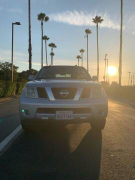2006 Nissan Pathfinder for sale at Auto Toyz Inc in Lodi CA