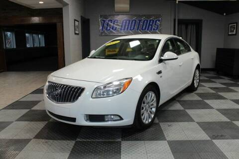 2011 Buick Regal for sale at TCC Motors in Farmington Hills MI